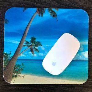 APPLE Magic Mouse & HANDSTANDS Mouse Pad
